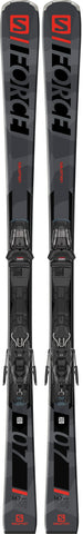 Salomon S/Force 7 ski with M10 GW bindings in 160cm