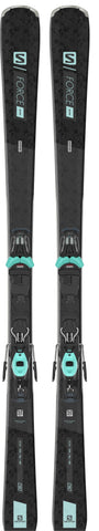 Salomon S/Force W 7 ski with M10 GW bindings in 150cm