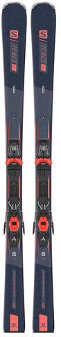 Salomon S/Force Fever ski with M11 GW bindings in 163cm