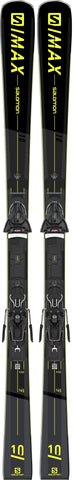 Salomon S/Max 10 skis with Z10 GW Bindings in 165cm