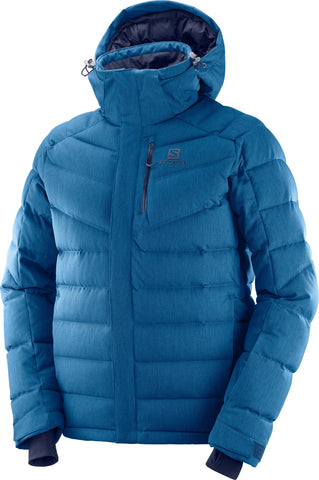 Salomon Icetown Men's Ski Jacket in Poseidon