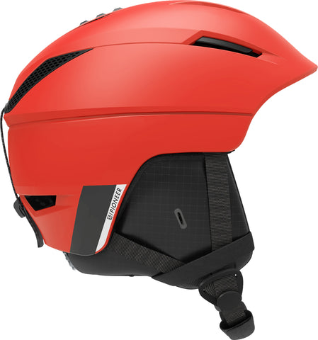 Salomon Pioneer X Ski Helmet in Orange