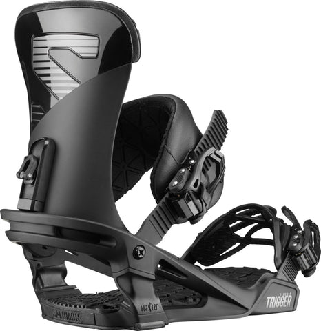 Salomon Trigger Snowboard binding in Black