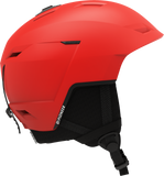 Salomon Pioneer LT Ski Helmet Red in Medium