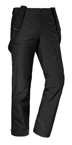 Schoffel Bern Mens Ski Pants in Black