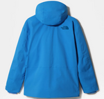 The North Face Mens Chakal Snow Jacket in Clear Lake Blue
