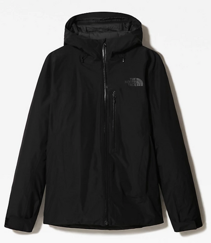 The North Face Descendit Mens Snow Jacket in Balck