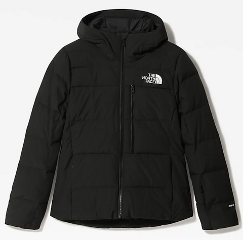 The North Face Women's Heavenly Down Jacket in TNF Black Style 4R16
