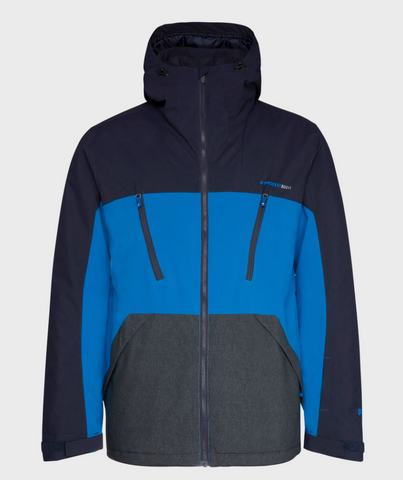 Protest Ultra Ski jacket in Marlin Blue