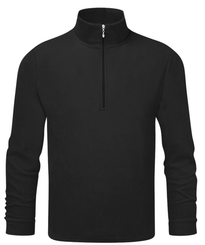 Mens Thermal Micro Fleece Black