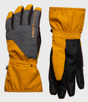 Protest Gilbert Snow Gloves in Dark Yellow