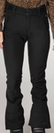 Protest Lole Softshell Ski Trousers in True Black