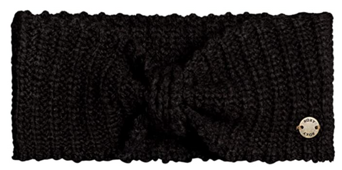 Roxy Love Today Knitted Headband in Anthracite Style: ERJHA03780-KVJ0