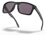 Oakley Holbrook in Matte Black with Prizm Grey oo9102-E855