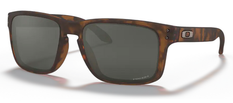 Oakley Holbrook in Matte Brown Tortoise with Prizm Black oo9102-F455