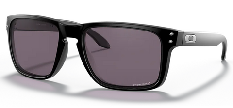 Oakley Holbrook XL in Matte Black with Prizm Gey Lens oo9417-2259