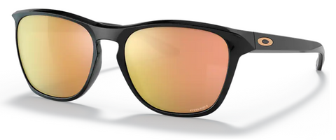 Oakley Manorburn in Polished Black with Prizm Rose Gold oo9479-0556