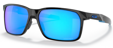 Oakley Portal X in Polished Black with Prizm Sapphire oo9460-1259