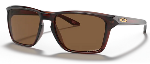 Oakley Sylas Polished Rootbeer with Prizm Bronze oo9448-0257