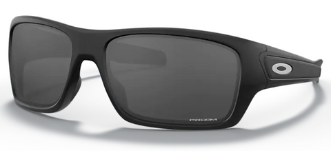 Oakley Turbine Matte Black with Prizm Black oo9263-4263
