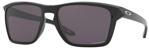Oakley Sylas Polished Black with Prizm Grey