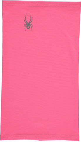 Spyder Cruise Tube Neck Gaiter in Bryte Bubblegum Pink