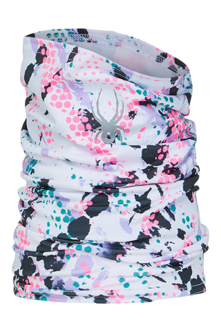 Spyder Cruise Tube Neck Gaiter in Impress Print