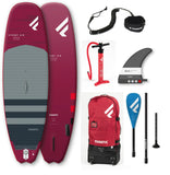"Fanatic Stubby Air Premium 2021 8'6"" Inflatable SUP"