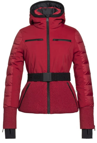 Goldbergh STYLISH Womens Ski Jacket in Scarlet