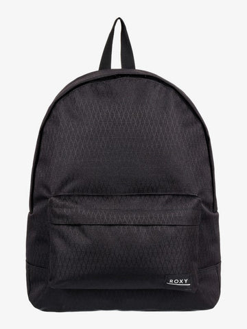 Roxy Sugar Baby Textured 16L Backpack in Black