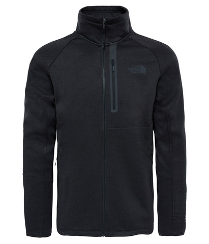 The North Face Canyonlands Men's Full Zip in Black