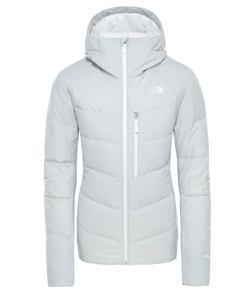 c240e95f1 The North Face Women's Heavenly Down Ski Jacket in High Rise Grey
