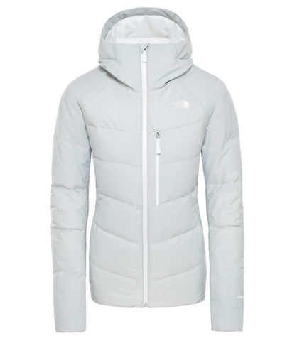 The North Face Women's Heavenly Down Ski Jacket in High Rise Grey