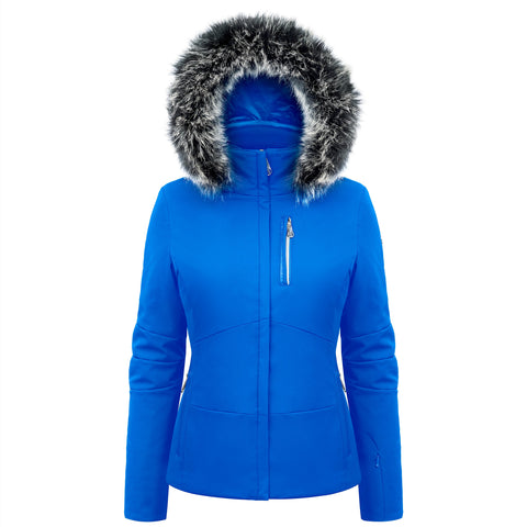Poivre Blanc Ski Jacket 0802 WO/A in True Blue