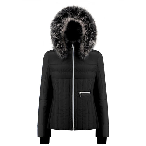 Poivre Blanc Ski Jacket W19 1002 WO/A in Black