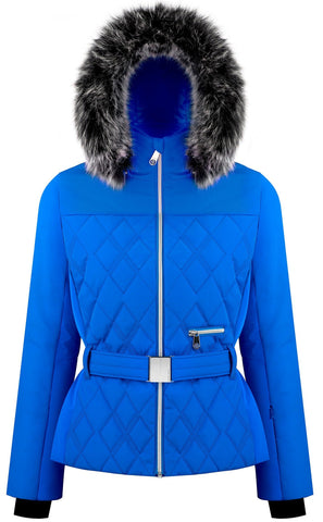 Poivre Blanc Riva Ski Jacket W1003 in True Blue
