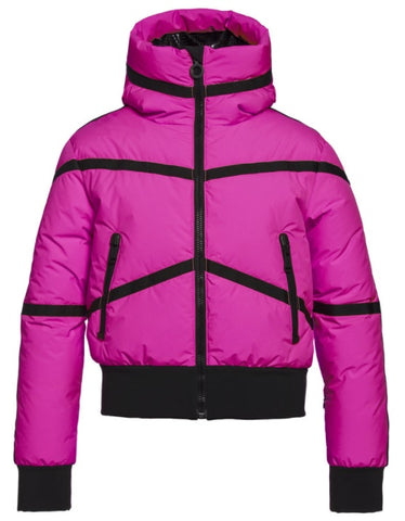 Goldbergh WEB Womens Ski Jacket in Wow Pink