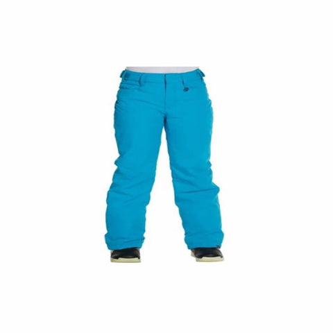 Roxy Backyards Girls Ski Snowboard Trousers Hawaiian Ocean