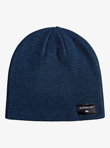Quiksilver Cushy Beanie Moonlit Ocean Heather