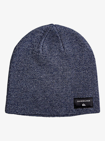 Quiksilver Cushy Beanie Medium Grey Heather