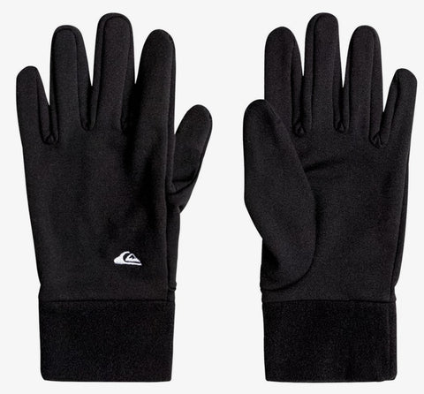 Quiksilver Hottawa Thermal Gloves in Black
