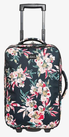 Roxy Get It Girl 35L Small Wheeled Suitcase Style: ERJBL03207-XKMR