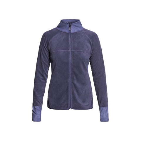 Roxy Harmony Technical Zip-Up Fleece for Women Crown Blue