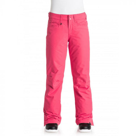 Roxy Backyard Girls Ski Trousers Paradise Pink