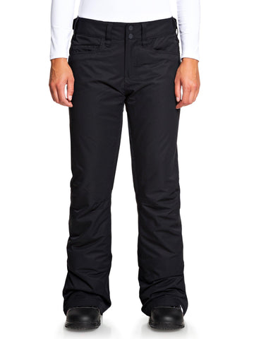 Roxy Backyard Womens Ski Pant in True Black