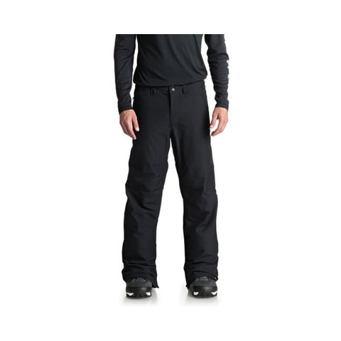 Quiksilver Estate Mens Snow Trousers Black