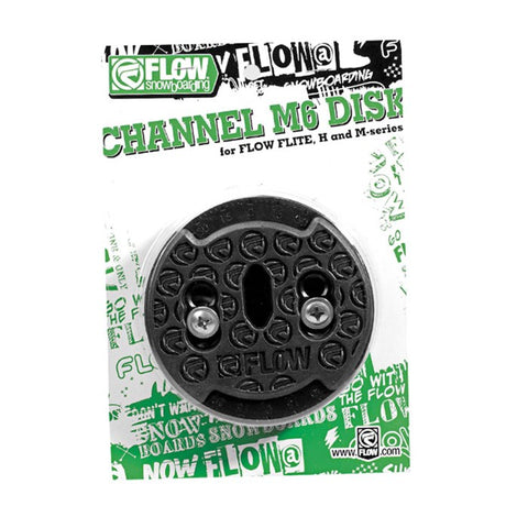 Flow Channel M6 Series Disk