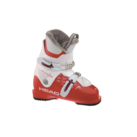 Head J 2 Kids Ski Boots Red/White