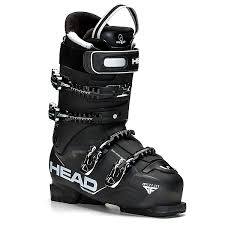 Head Adapt Edge 125 Mens Ski Boot in Anth/Black