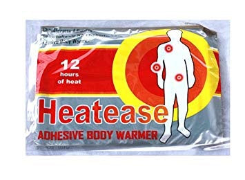 Adhesive One Use Body Warmer